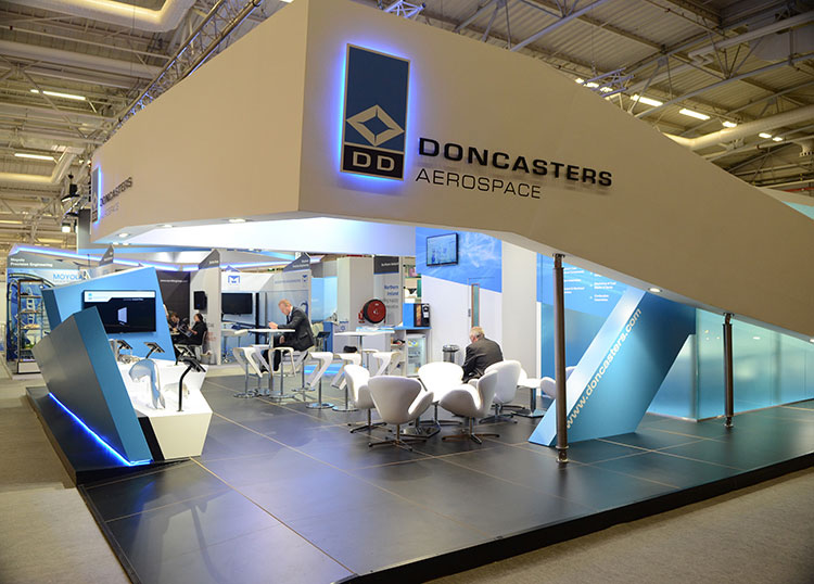 Doncasters Paris Air Show