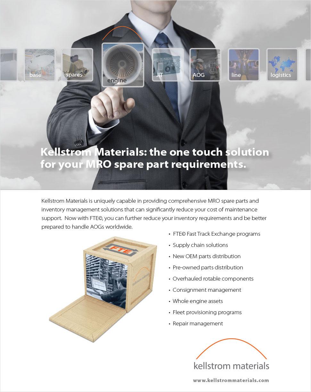 Kellstrom Materials FTE