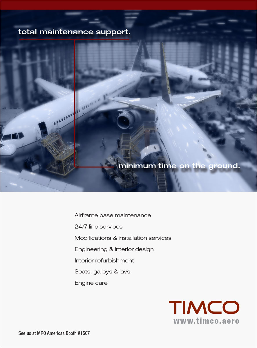 Air Transport Maintenance ad